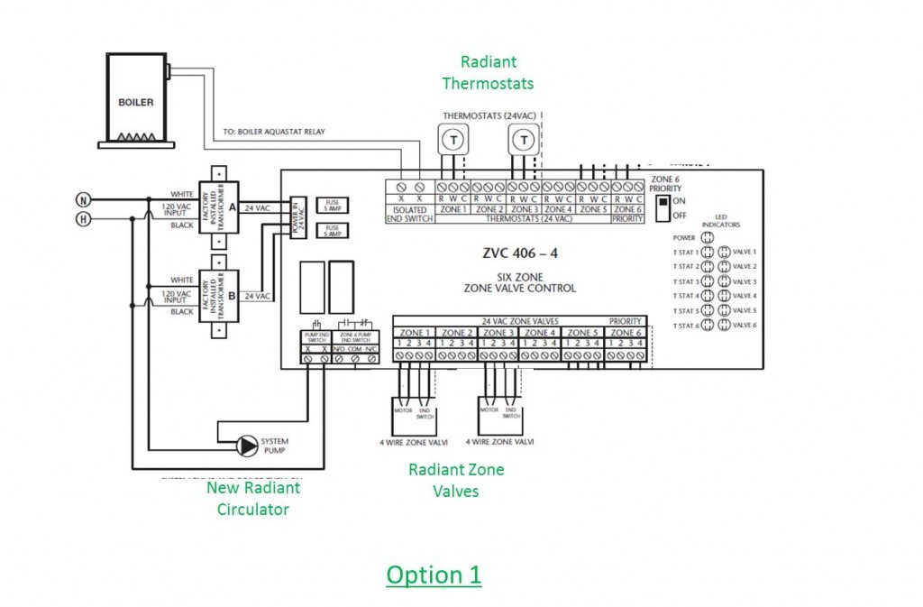 Option1 1024x673 taco pump wiring diagram taco circulator pump installation diagram taco 3 wire zone valve wiring diagram at nearapp.co